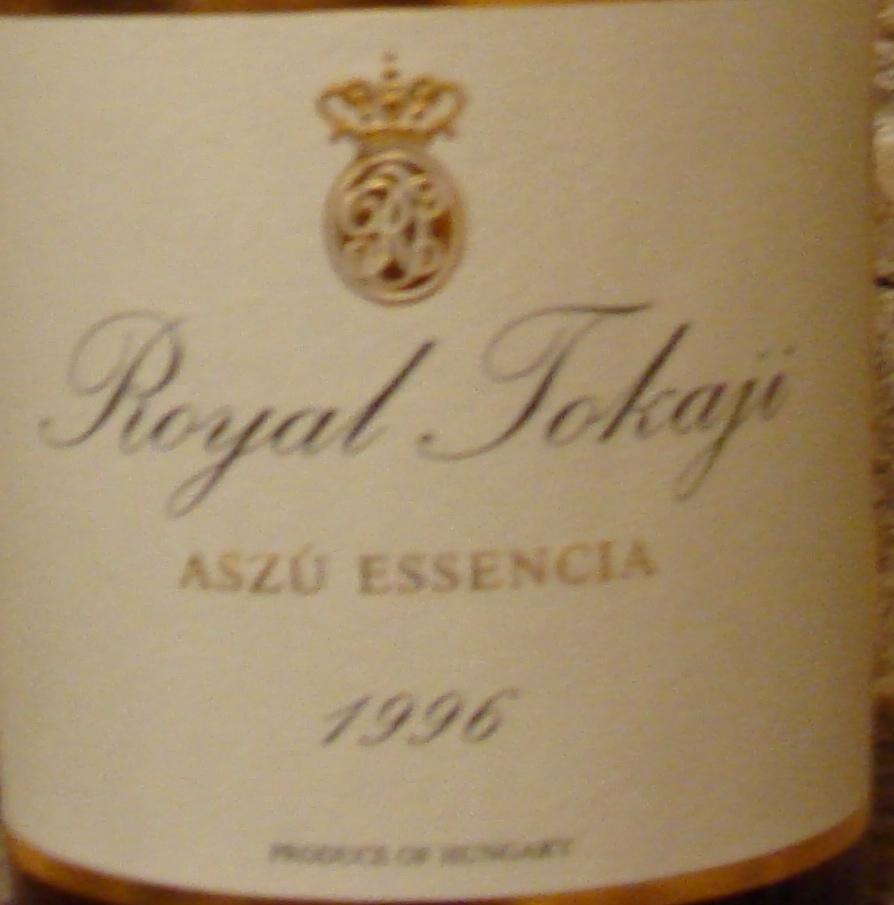 Royal Tokaji Aszu Essencia