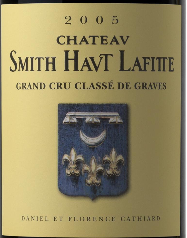 AOC Graves: Château Smith Haut Lafitte