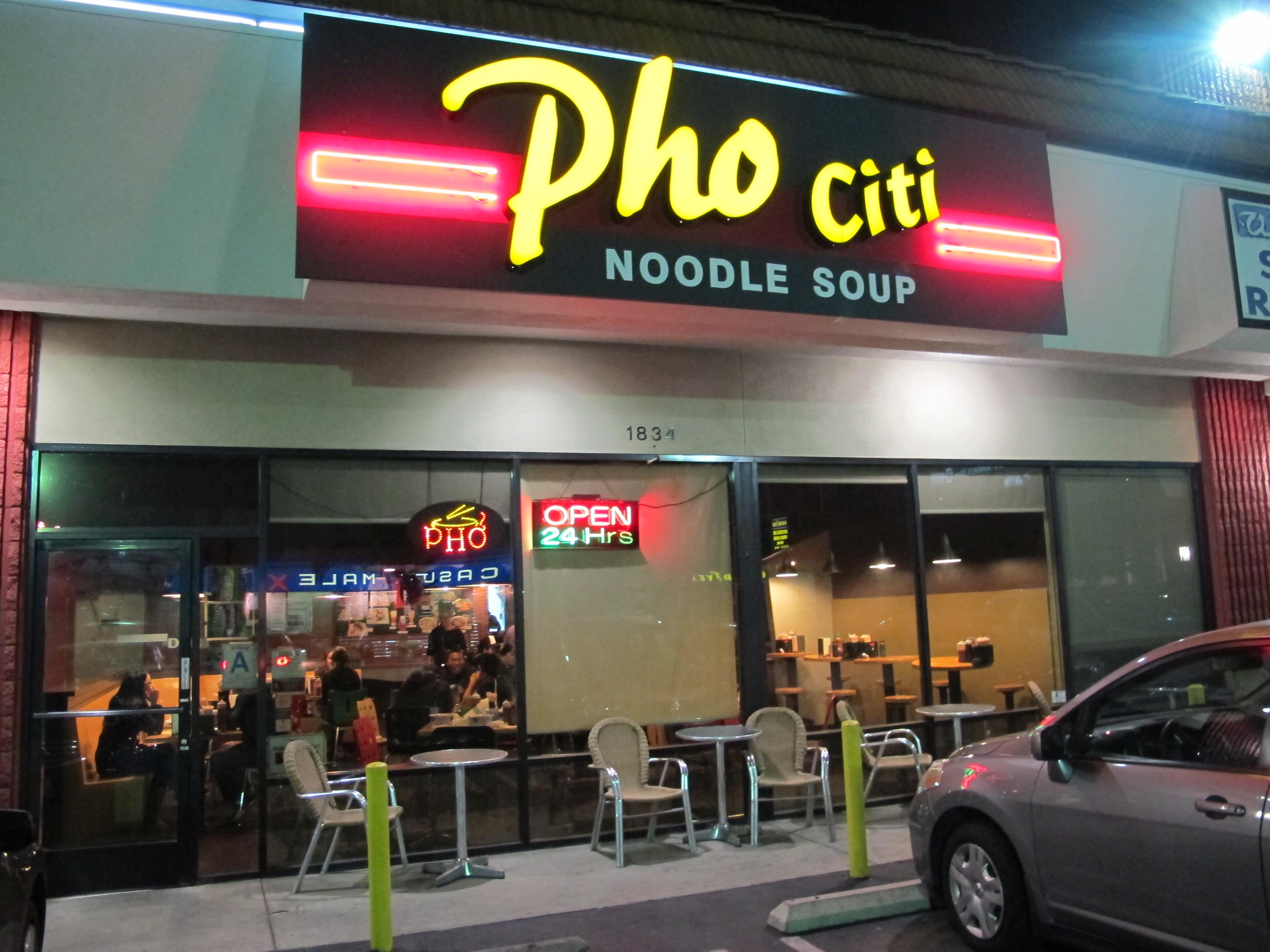 Pho Citi Noodle Soup