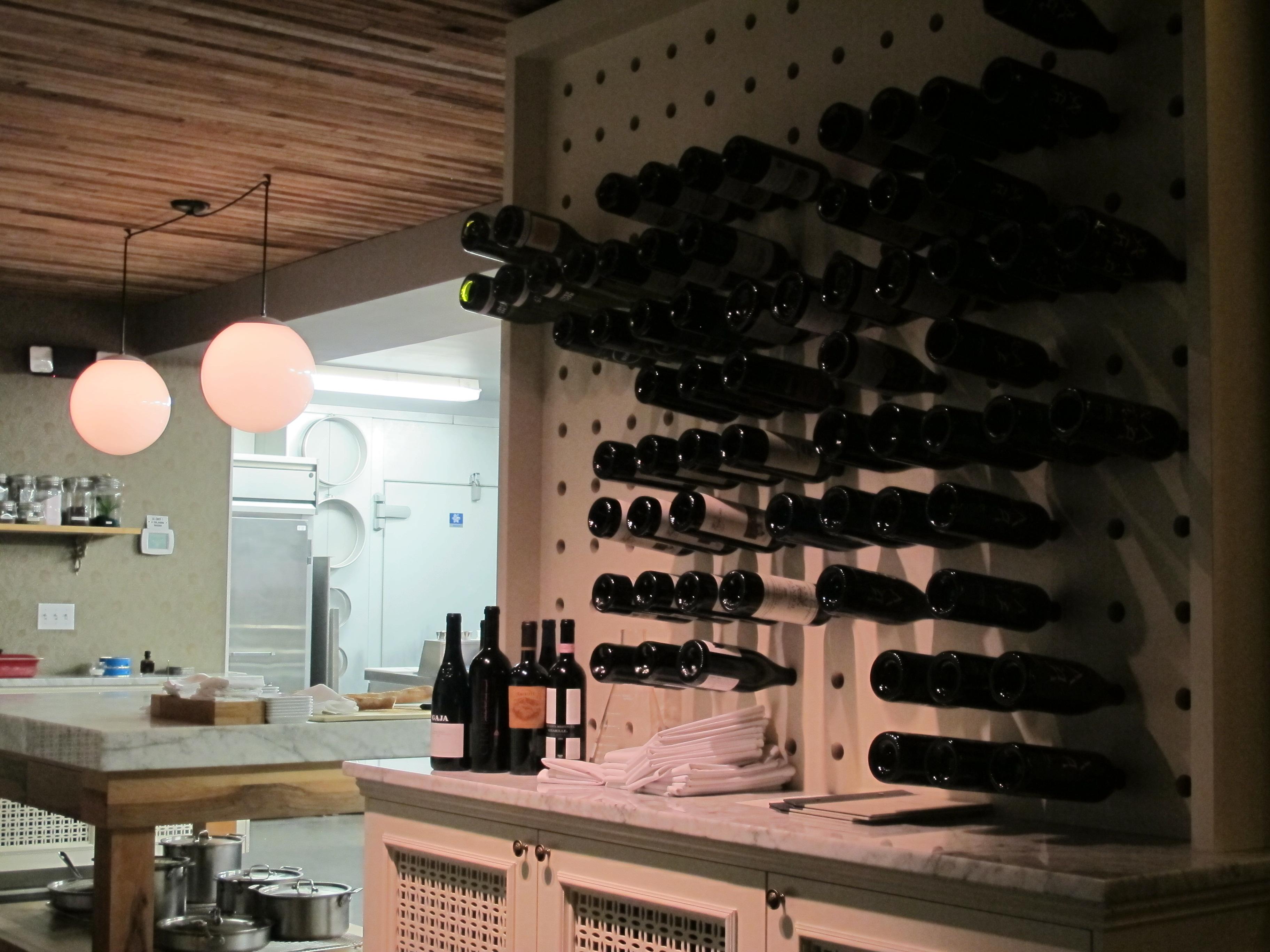 Restaurant-kitchen-cellar