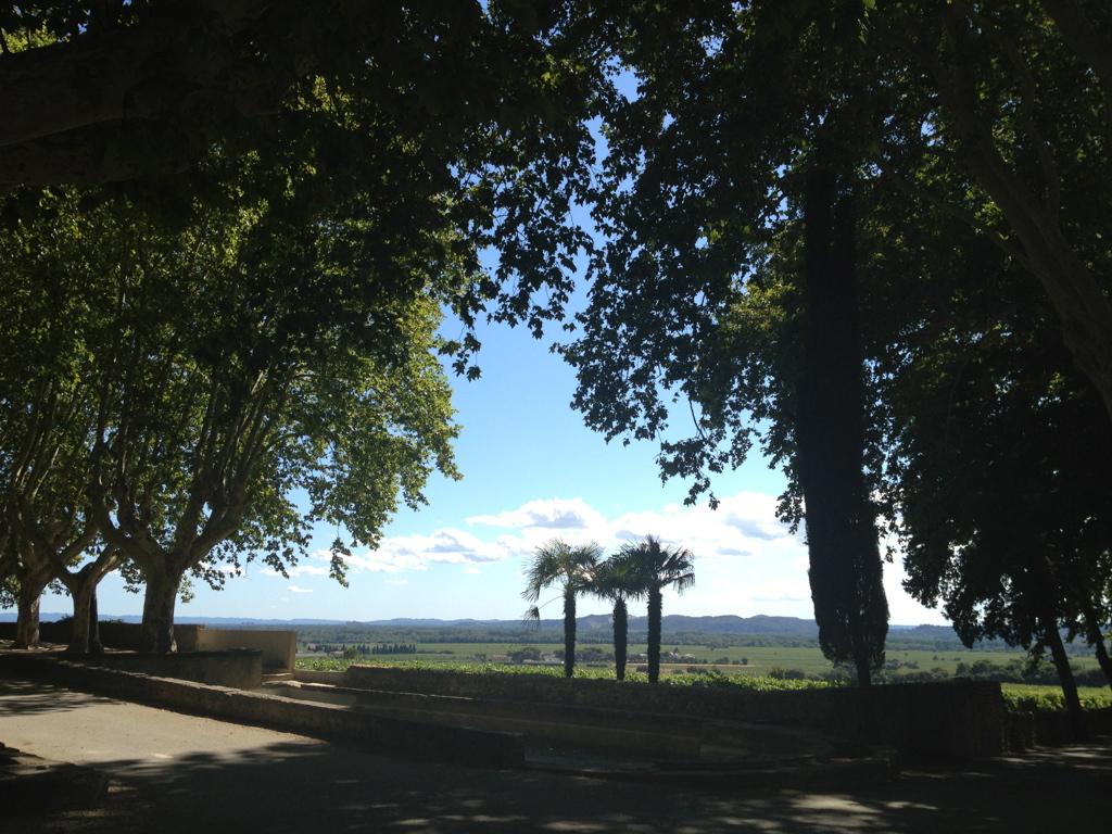 Tranquille Chateau La Nerthe