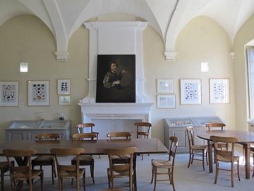 Truffle museum in Luberon