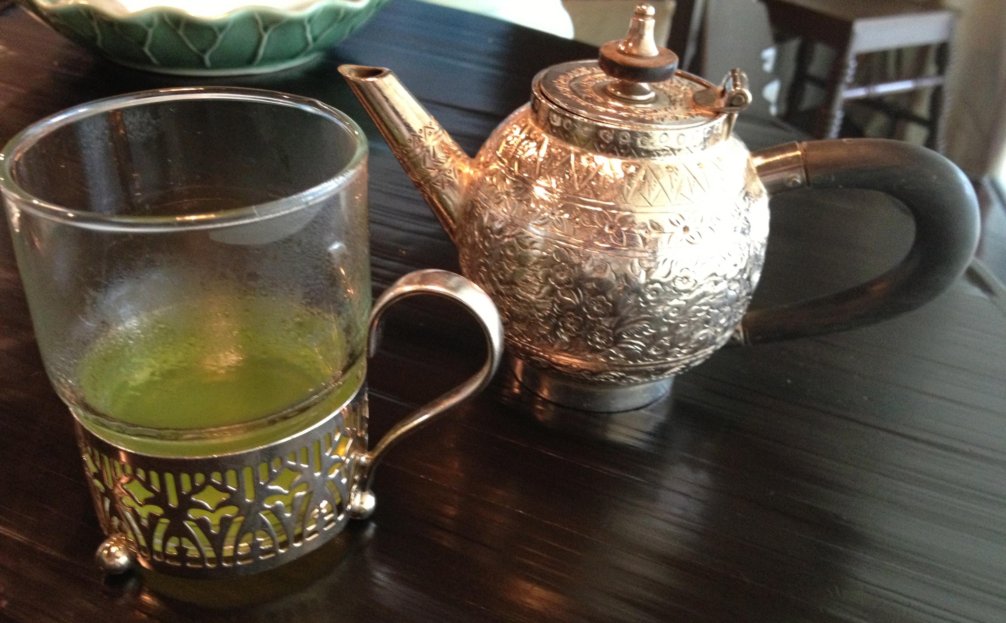 Pandang tea
