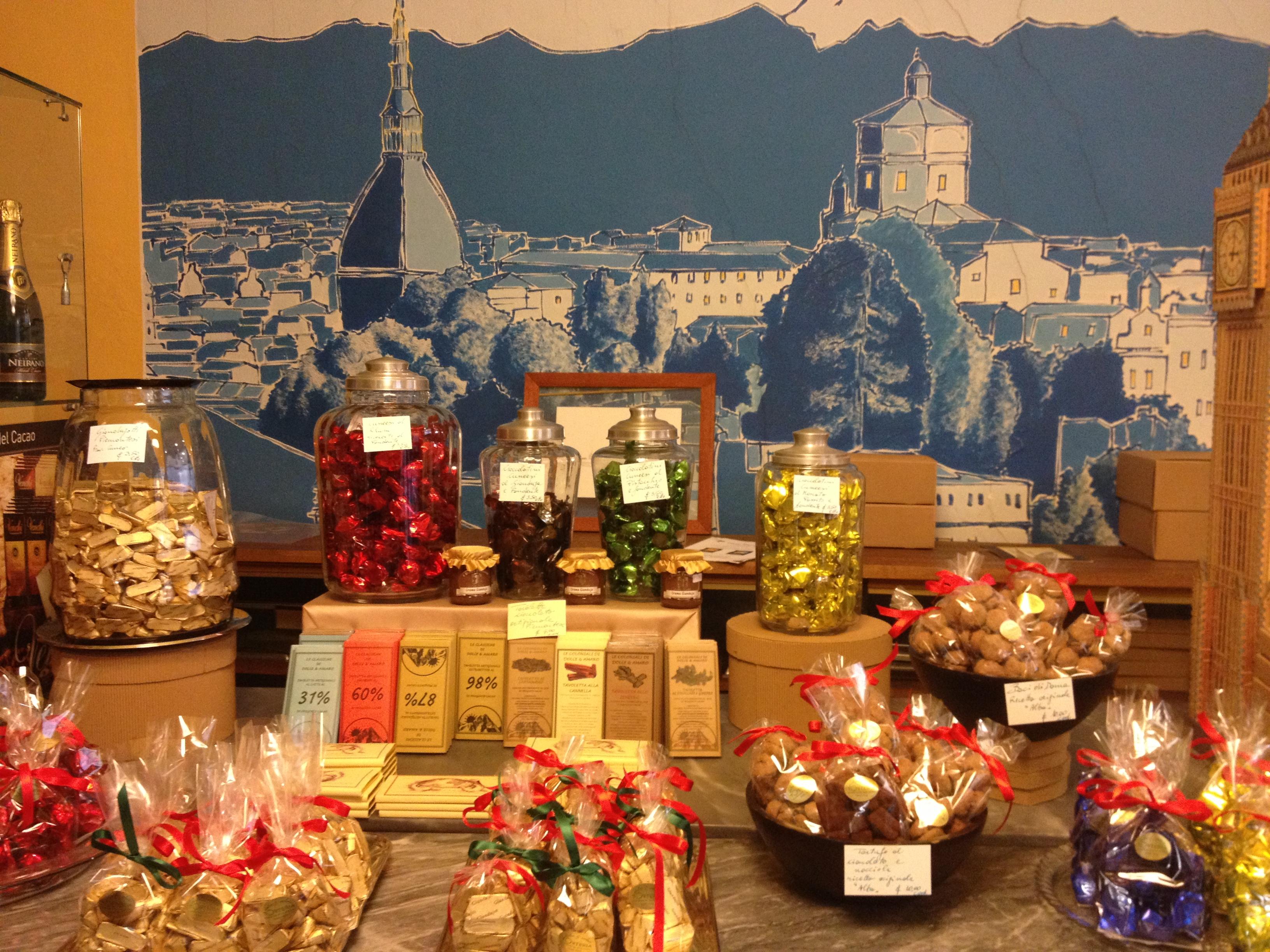 Turin: Alps and chocolate
