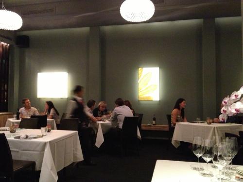 Garibaldi dining room
