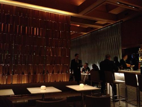 Bar at Le Bernardin