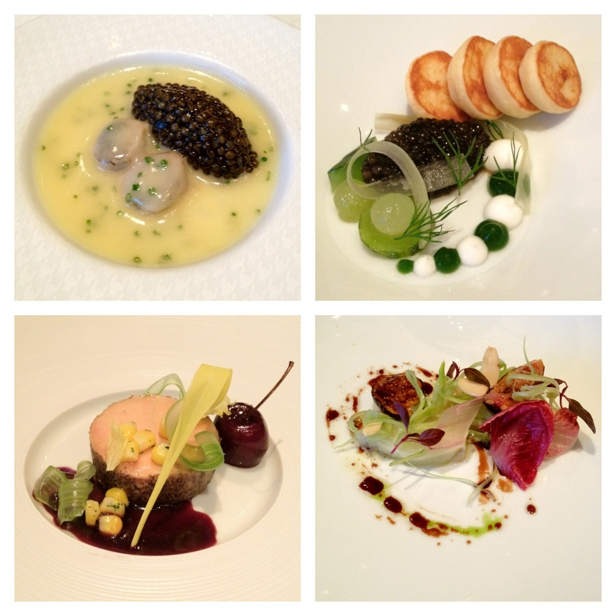 Creative food at Per Se from The Happily Ever After Project