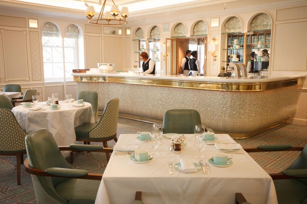 F&M Diamond Jubilee Tearoom