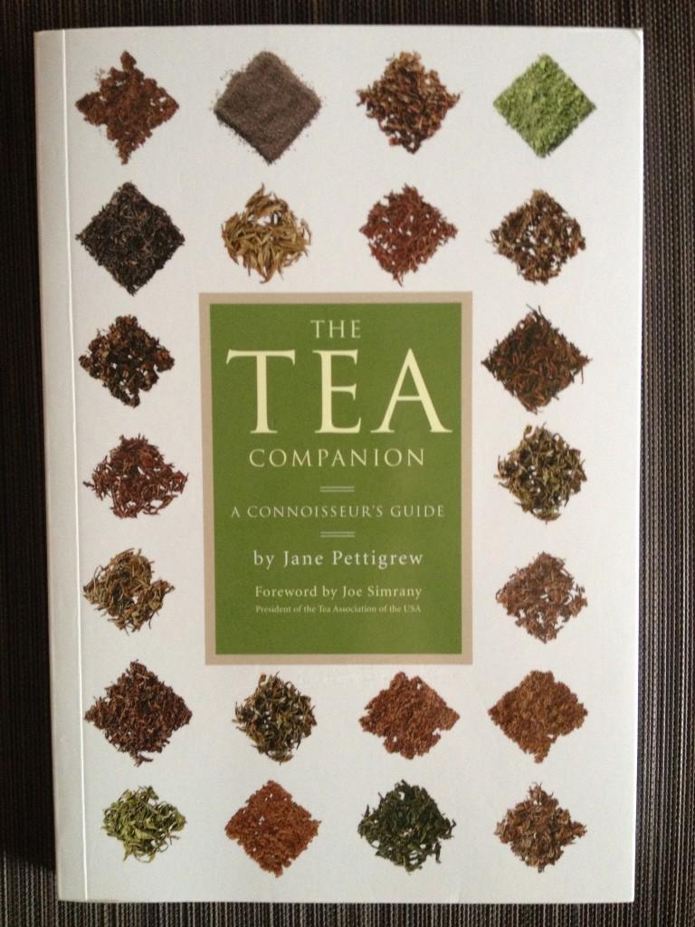 The Tea Companion: Jane Pettigrew