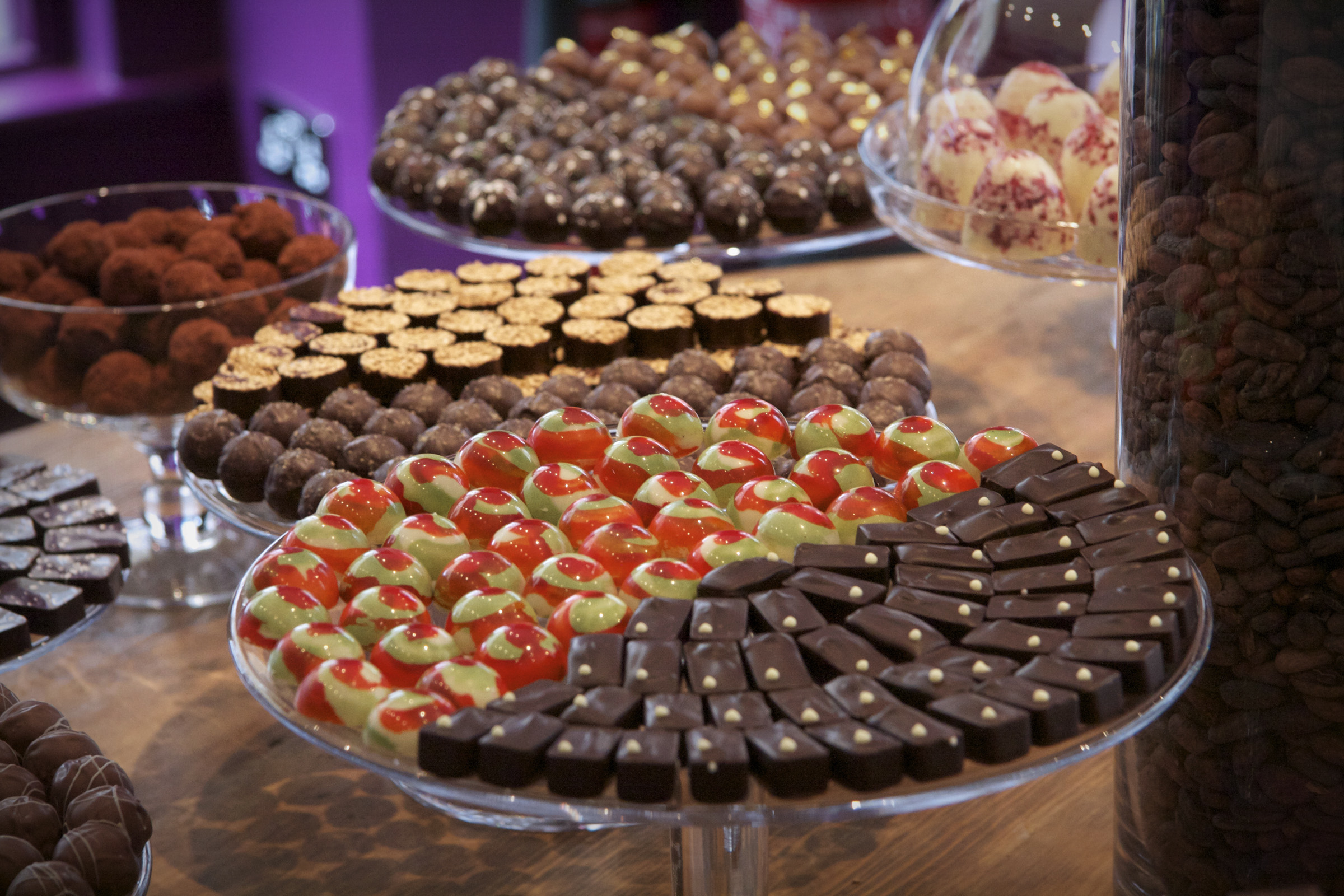 Paul A. Young Chocolates: the in behind the Best Sea Salted ...