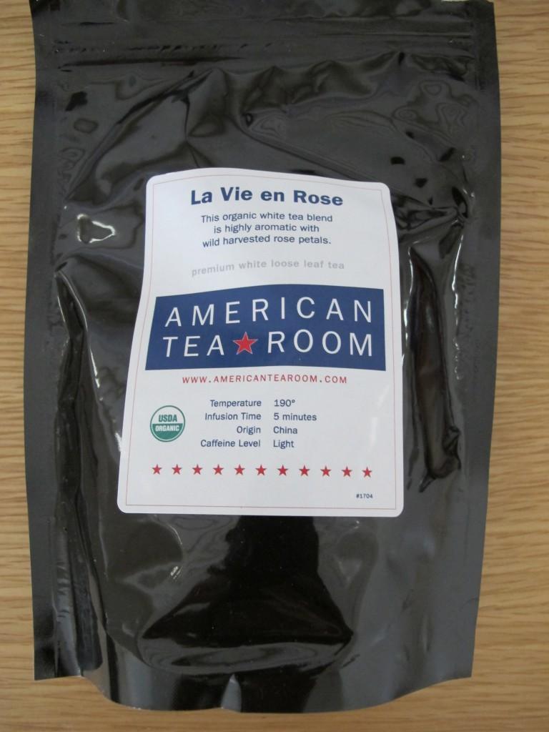 American Tea Room: La Vie en Rose