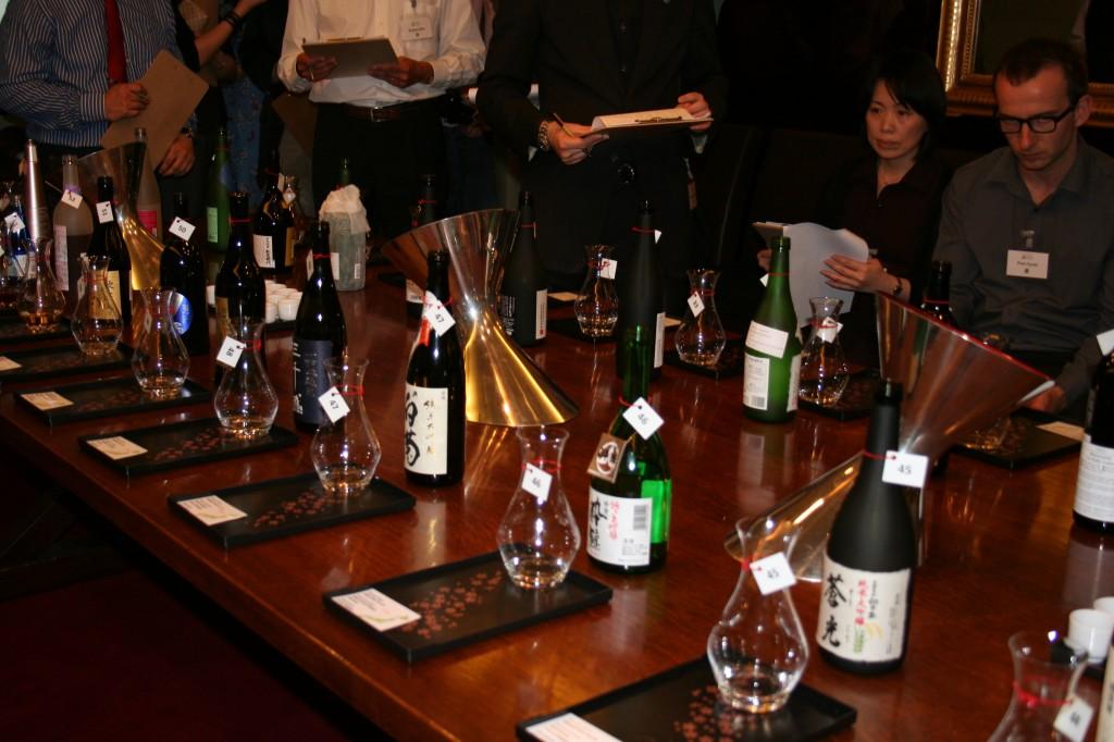 Sake challenge London