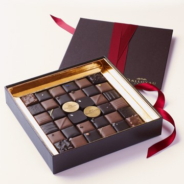 Dalloyau chocolate box