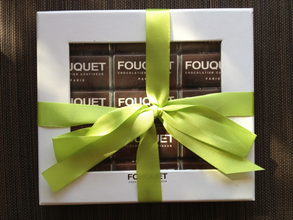 Fouquet chocolate