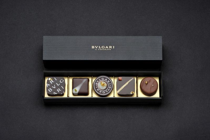 Bvlgari chocolate box