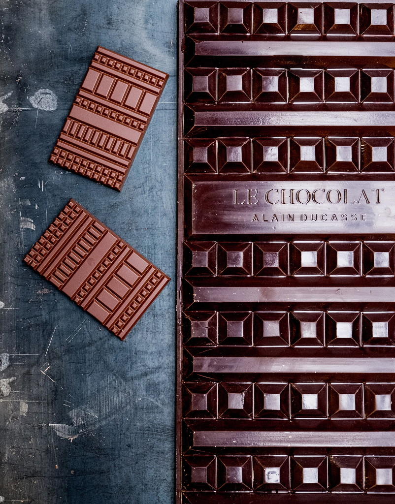 Ducasse Chocolate Bar Picture by ®Pierre Monetta