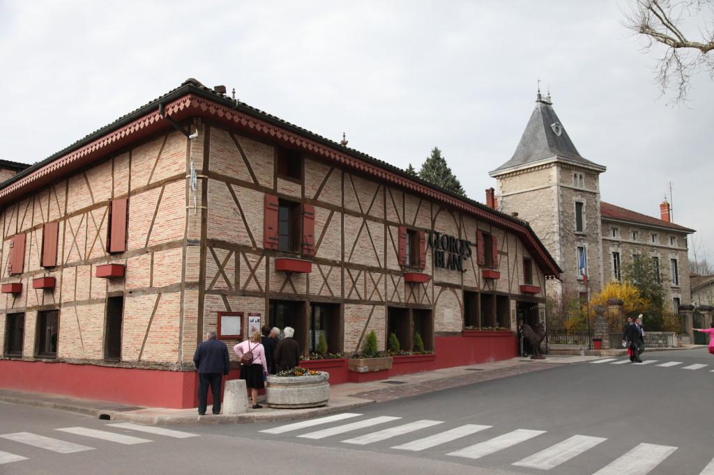 G. Blanc hotel & restaurant