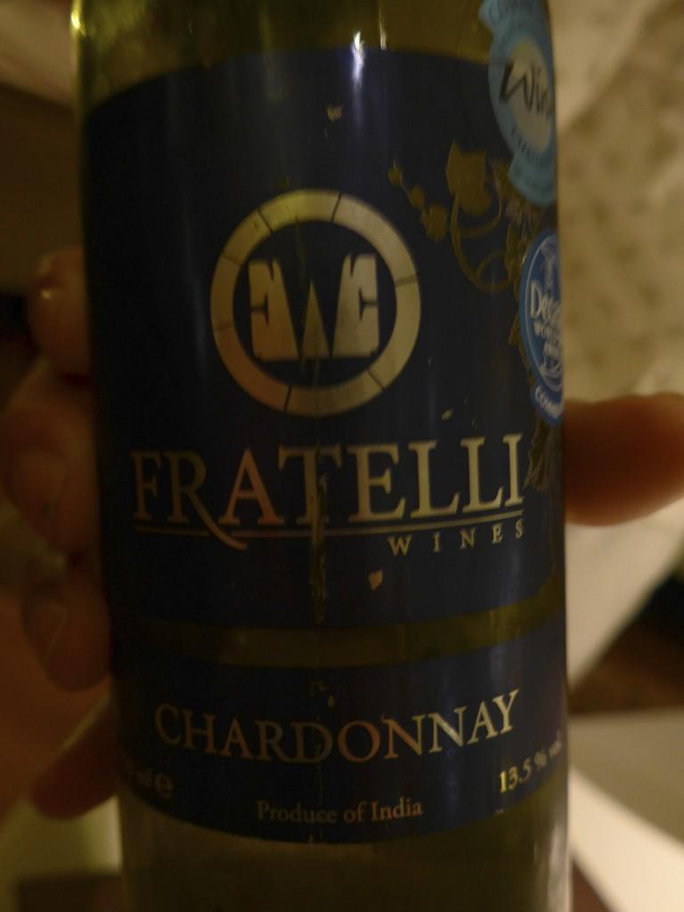 Fratelli Indian Chardonnay