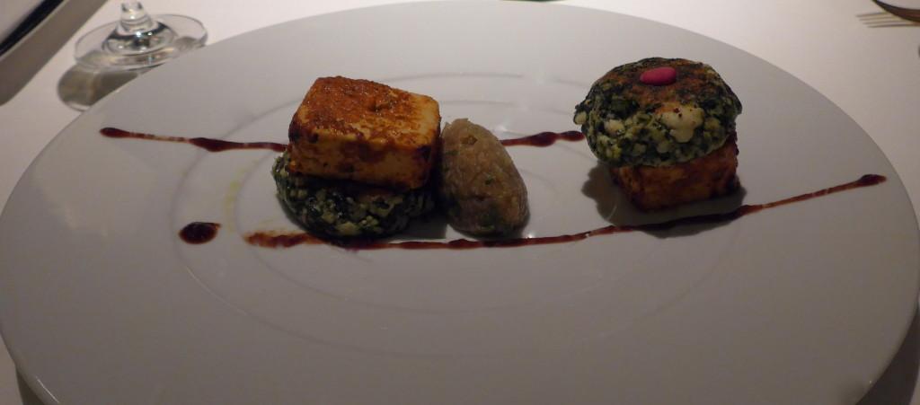 Indian Vegetarian tofu