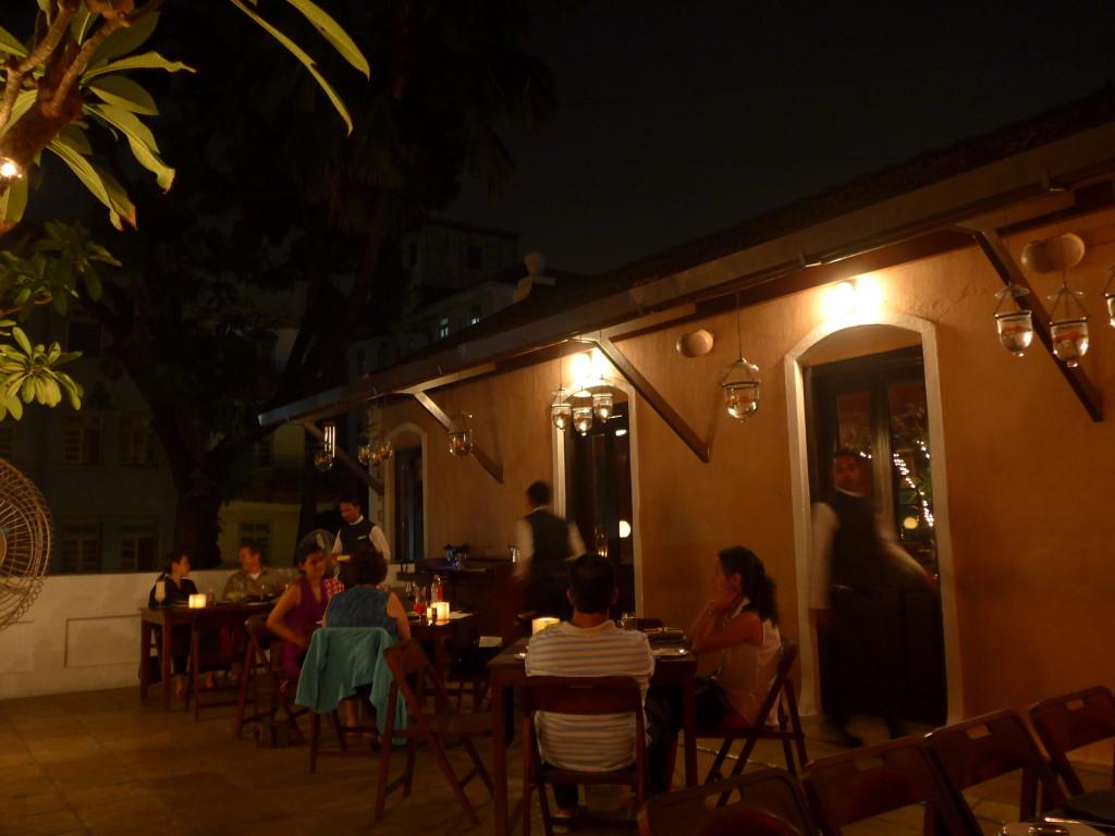 Indigo terrace