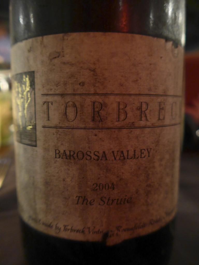 Torbreck Barossa Valley Australia