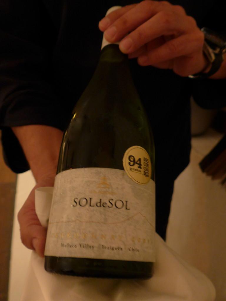 Sol de Sol Chardonnay
