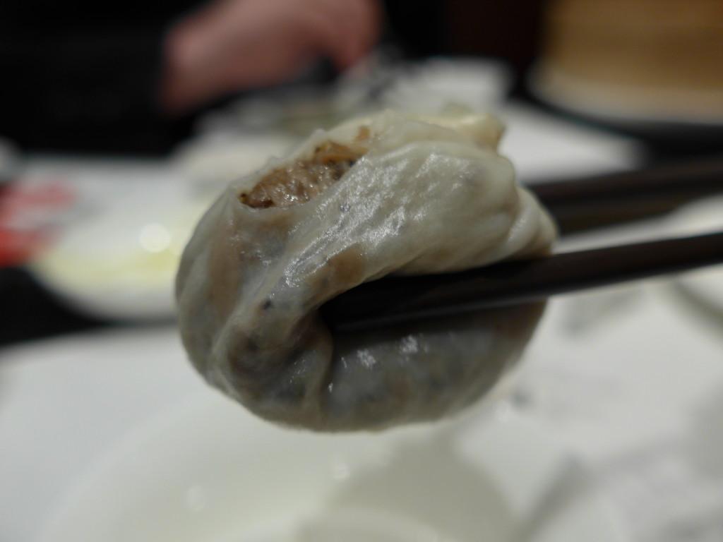 Xiao Long Bao soup dumpling at Din Tai Fung in Shaghai