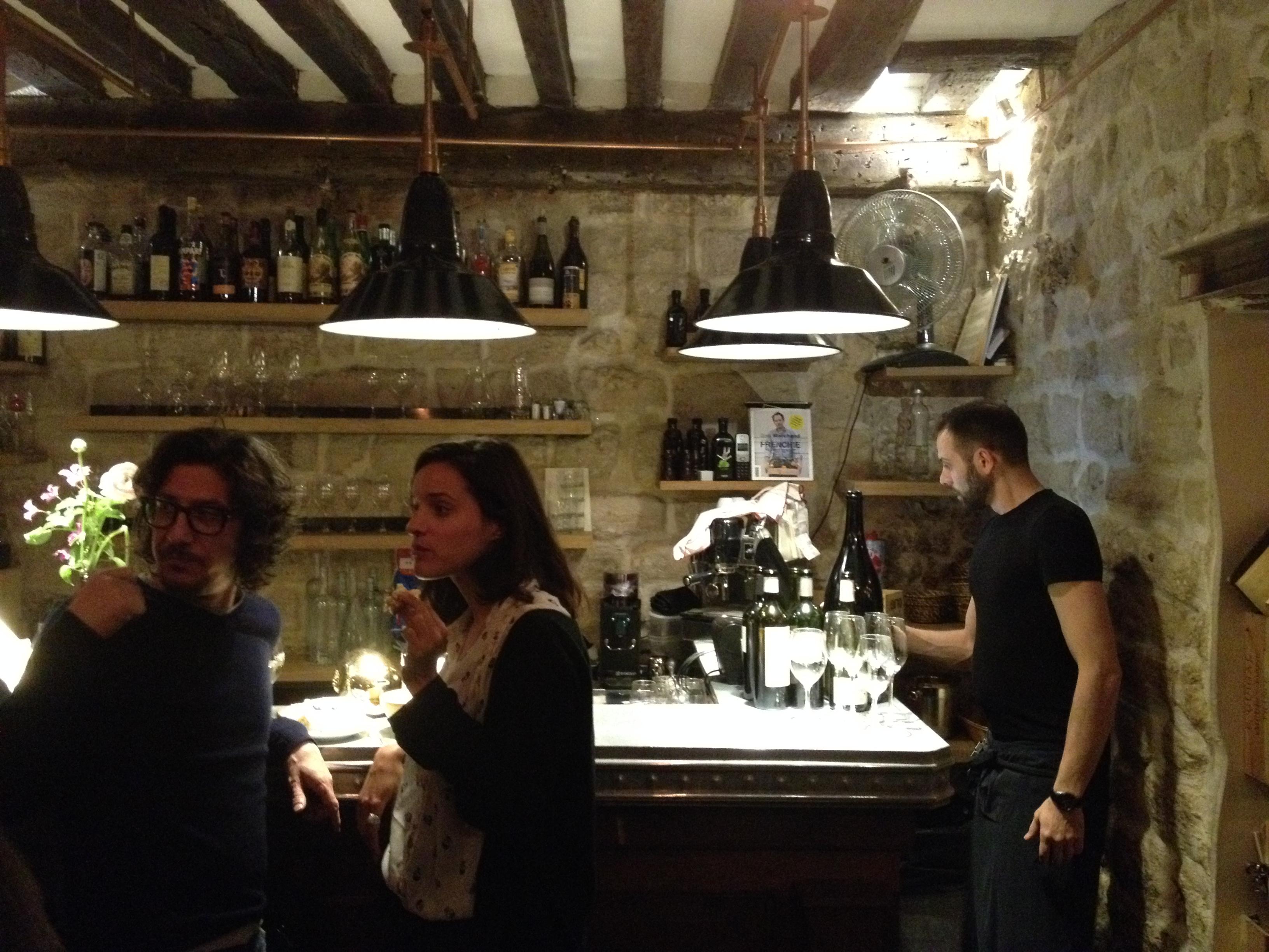 Frenchie wine bar