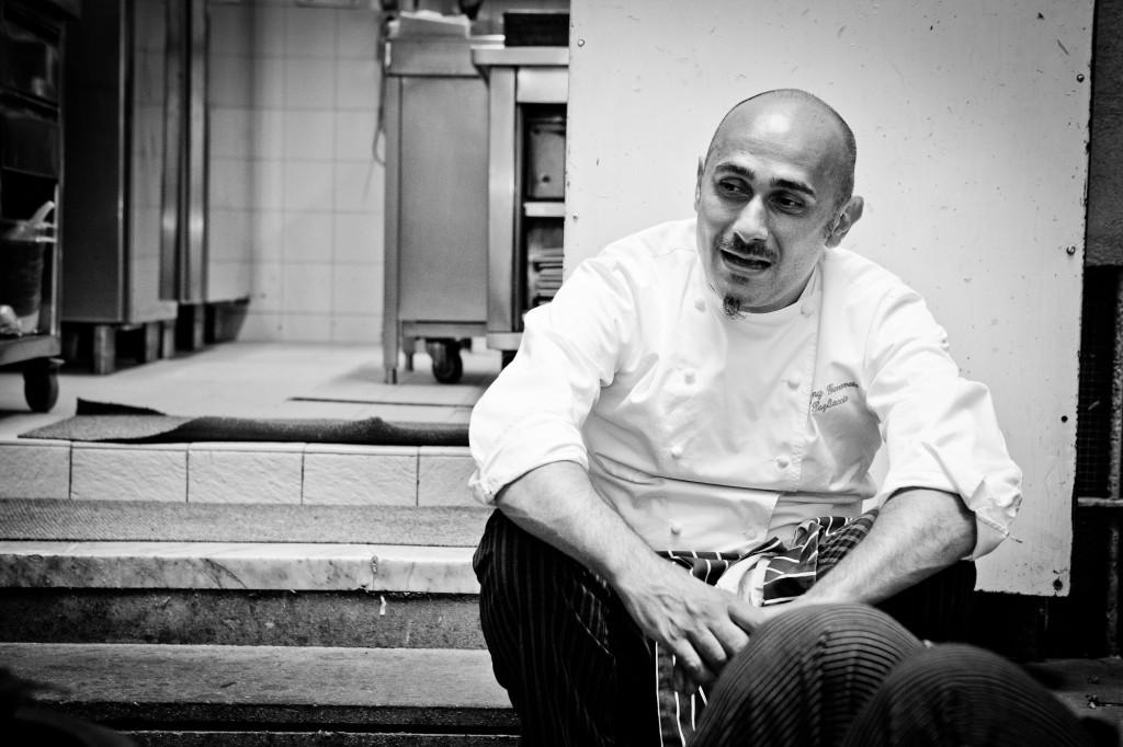 Il Pagliaccio's chef Anthony Genovese