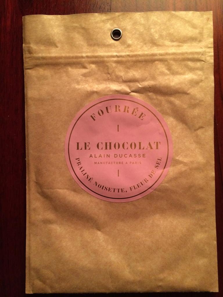 Alain Ducasse Le Chocolat Fouree