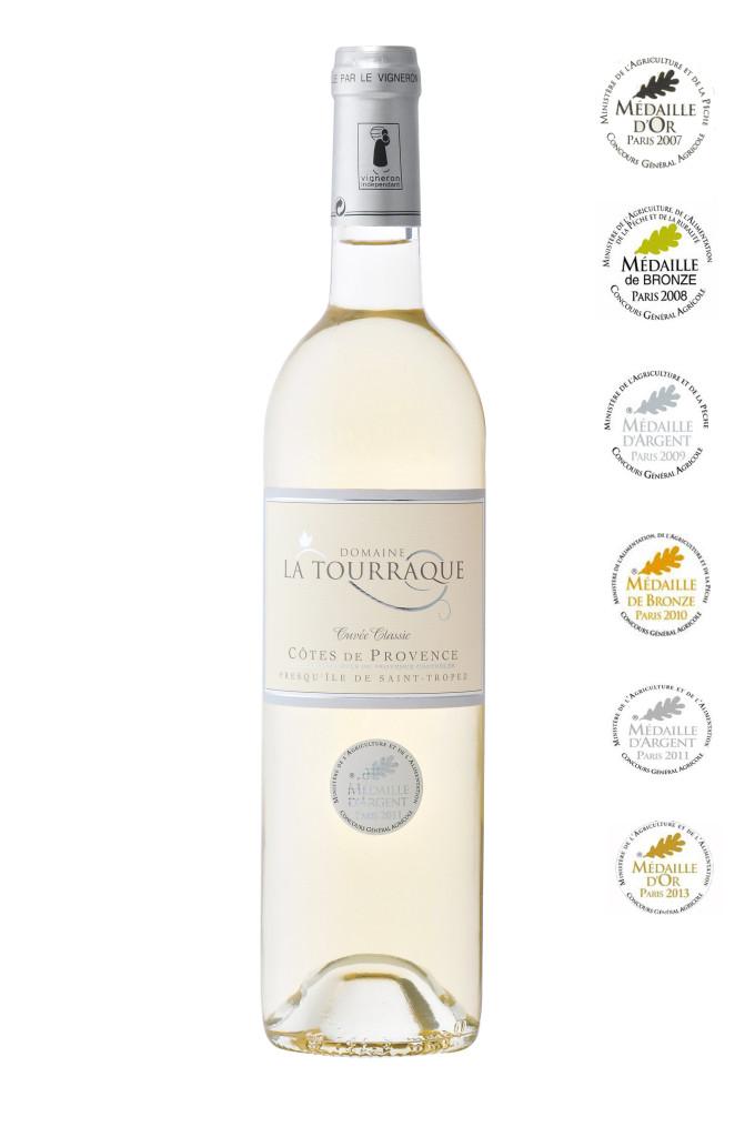 Blanc Domaine la Tourraque