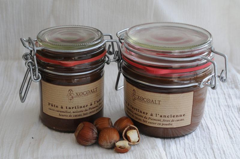 """Chocolate spread """"A la ancienne"""""""