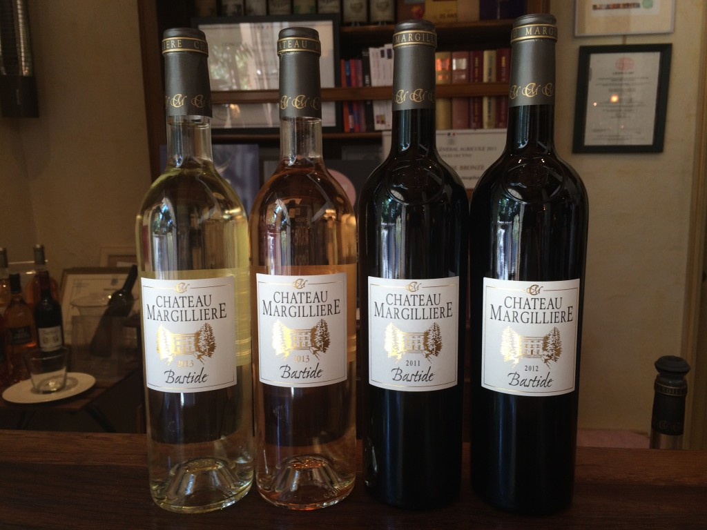 Wines by Château Margilliere