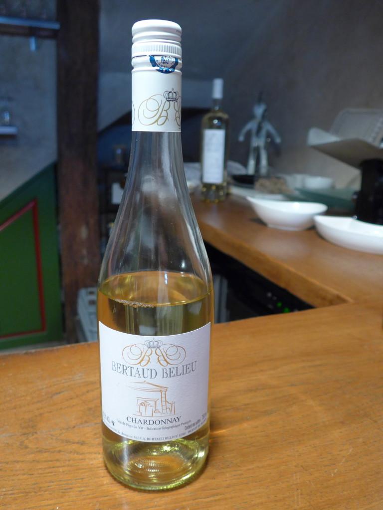 Chardonnay by Bertaud Belieu