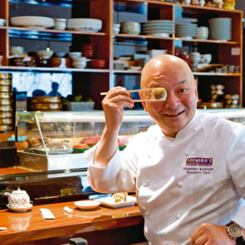 Toshiro Konishi: interview with Lima-based master of nikkei cuisine