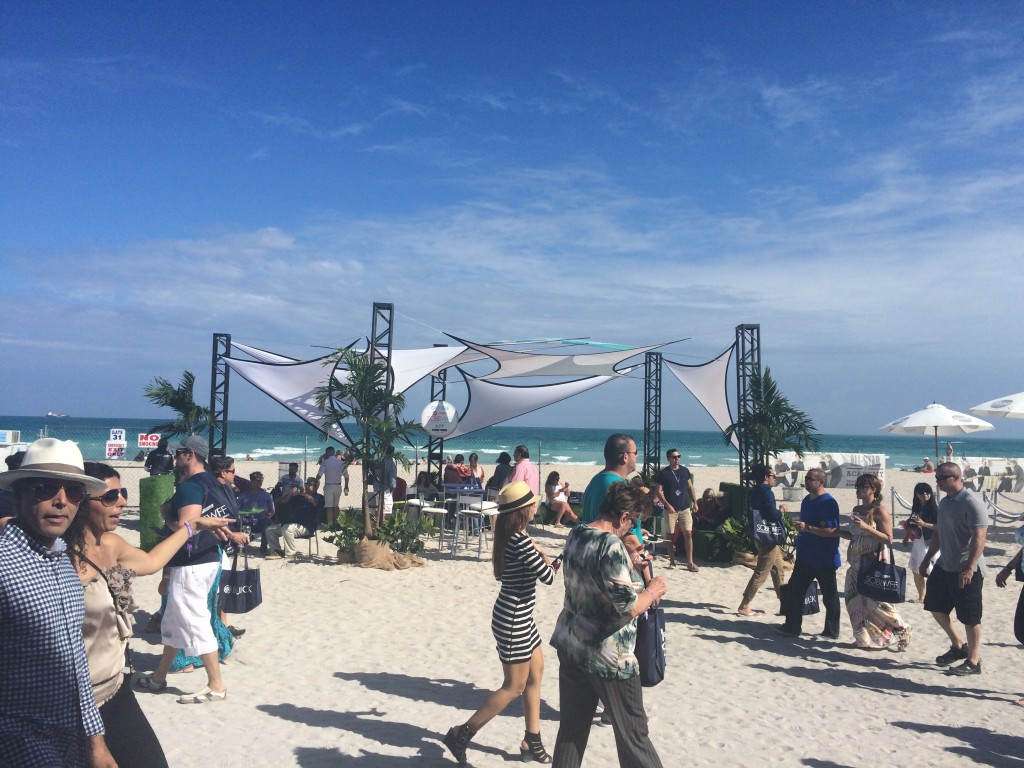 Wine & Food Festival on Miami's South Beach