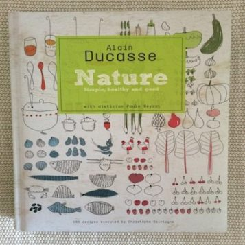 Nature by Alain Ducasse and dietician Paule Neyrat