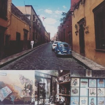 San Miguel d'Allende: where time stops, art flourishes