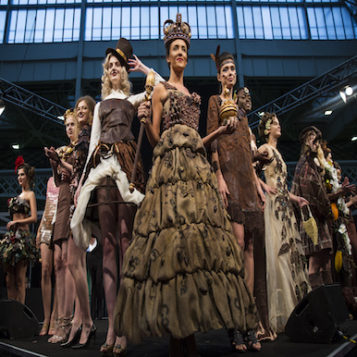 London Chocolate Show: where fashion meets indulgence