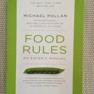 Michael Pollan: Food Rules