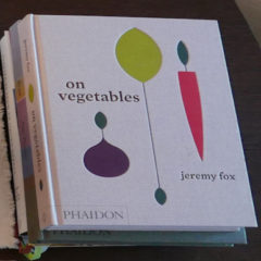 On Vegetables Jeremy Fox