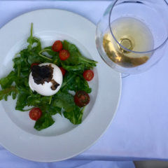 Le Tilleul: indulging behind the stone walls in St Paul de Vence