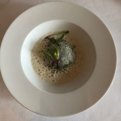 Arpège: Alain Passard, the chef and sustainable gardener takes you to a French culinary escapade with or without the animal flesh